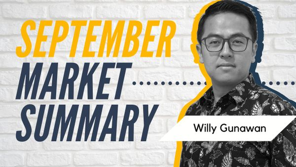 Market Summary - September 2020 #video